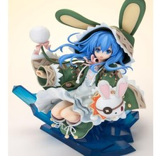 Japan Sexy Girl Anime Dating War Date A Live Yoshino 21CM PVC children birthday gifts doll Action Figure Model Toy T5689