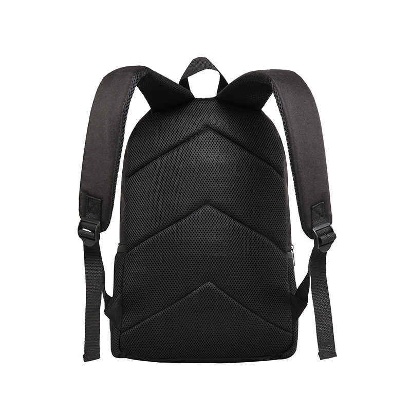 Собака школьный рюкзак с печатью сумки для подростка обувь мальчиков девочек колледж студентов рюкзак женский мужской Mochila Unicornio