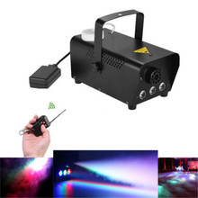 Smoke Machine w/Lights softeen 500W Party Fog Machine Fogging Machine w/Colorful LED Light Effect for Holidays Parties Weddings цена 2017