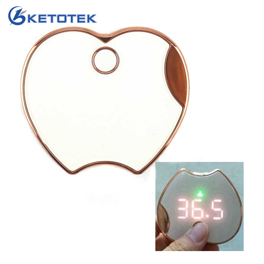 Handheld Non-contact Infrared Electronic Thermometer Adult Baby Body Thermometer Forehead Temperature Monitor Meter