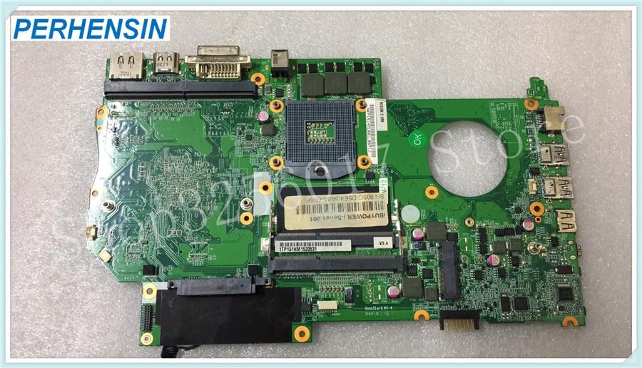 POUR Hasee POUR CLEVO P150HM P151HM MÈRE D'ordinateur Portable 6-71-X5100-D03 GP 100% TRAVAIL PARFAITEMENT