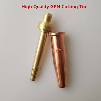 GPN Cutting Tip Nozzle LP Propane/Natural Gas Cutting Tip 10pcs GPN for USA Torch
