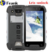 Original Rungee M10 Phone 6GB RAM 64GB ROM 6500 MAh PTT NFC OTG Android 7 Octa