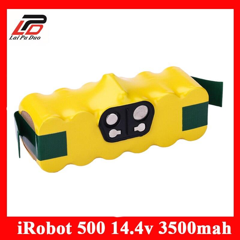3500 mah Hohe Qualität Neue Batterie Pack für iRobot Roomba 560 530 510 562 550 570 500 581 610 770 760 780 790 880 batterie Robotik