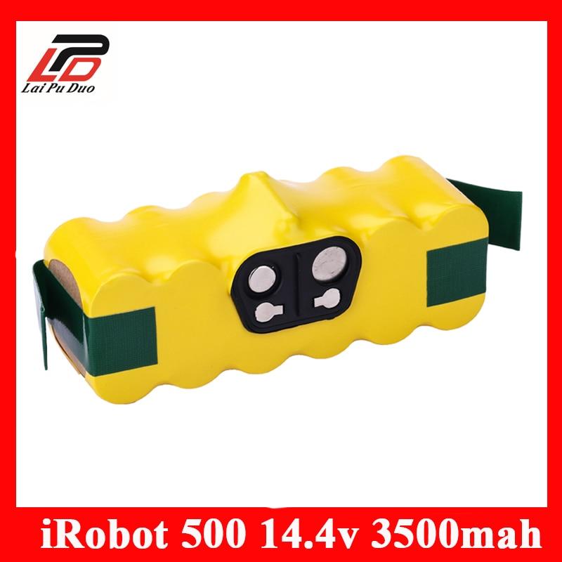 3500mAh High Quality New Battery Pack for iRobot Roomba 560 530 510 562 550 570 500 581 610 770 760 780 790 880 Battery Robotics цена 2017