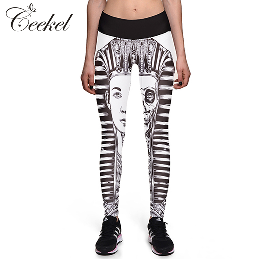 Women Egypt Pharaoh King Printed Leggings High Wai. - Online Get Cheap White Jeggings For Girls -Aliexpress.com