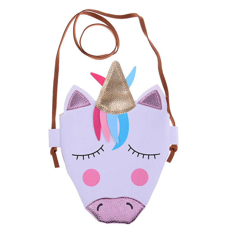 New Fashion Kids Girl Fashion Unicorn Shoulder Bag Children Woman Lovely Coins Keys Bag School Bag For Party GiftNew Fashion Kids Girl Fashion Unicorn Shoulder Bag Children Woman Lovely Coins Keys Bag School Bag For Party Gift