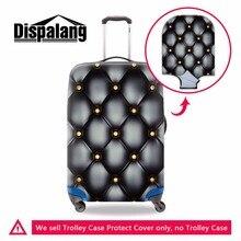 Stylowe pokrowce na bagaż na kółkach dla kobiet dorośli elastan osłony bagażowe fajny pokrowiec na walizkę pokrowiec na bagaż dla pani