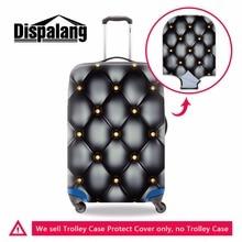 Şık arabası bagaj kapakları kadınlar yetişkinler için spandex bagaj koruyucu kapaklar serin bavul kılıfı bagaj kapağı çantası bayan için