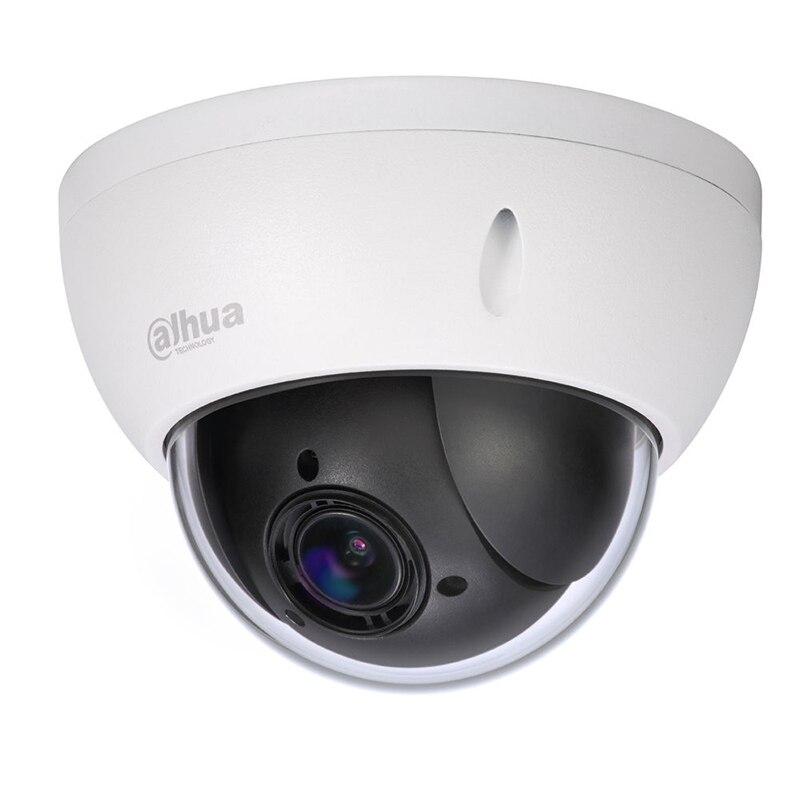 Original dahua DH-SD22204T-GN CCTV IP camera 2 Megapixel Full HD Network Mini PTZ Dome 4x optical zoom POE Camera SD22204T-GN dahua full hd 30x ptz dome camera 1080p