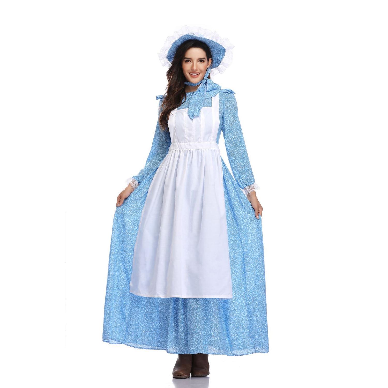 Adulte Alice au pays des merveilles Costumes Cosplay robe fantaisie Halloween Costumes pour femmes film & TV Alice Costume