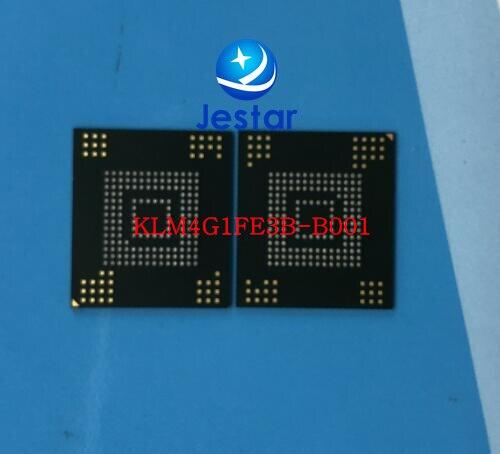 KLM4G1FE3B-B001   EMMC