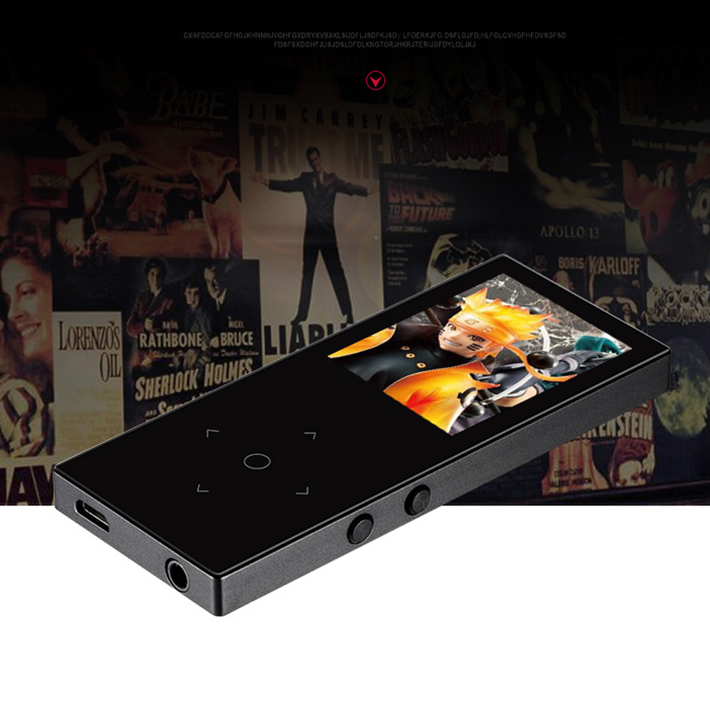 BENJIE 6 mm Thin Bluetooth MP3 Players With Arm Strap 8G Touch Screen Lossless HiFi Music Player with FM E-book Video Earphone (8)