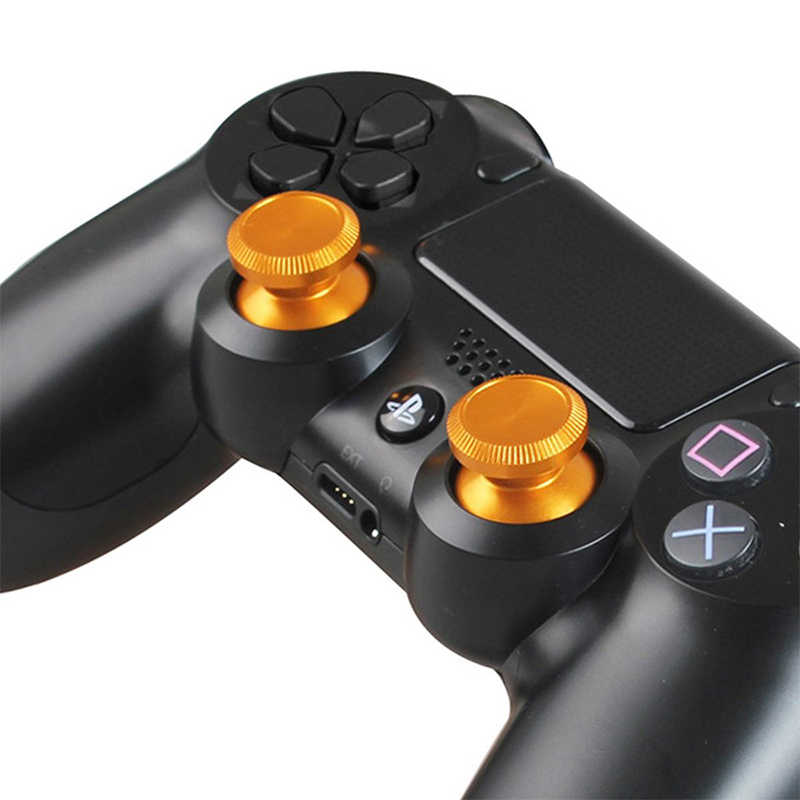51bcfd32cfd Joystick PS4 Replacement Analog Thumb Stick Aluminum Thumbsticks for  PlayStation 4 Dualshock 4 Controller XBox One
