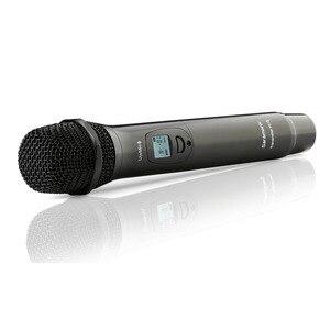 Image 3 - Saramonic UWMIC9 diffusion UHF caméra sans fil Lavalier Microphone système émetteurs + un récepteur pour caméscope DSLR