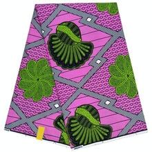 printed wrapper Wax Dutch African Prints Fabric ankara wax pattern 100% cotton