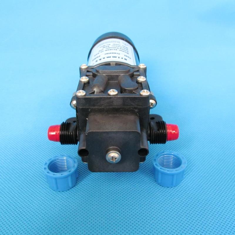 8L/Min 80 W 12 V DC pompe d'aspiration d'huile à haut débit pour essence, diesel, kérosène, huile moteur - 6