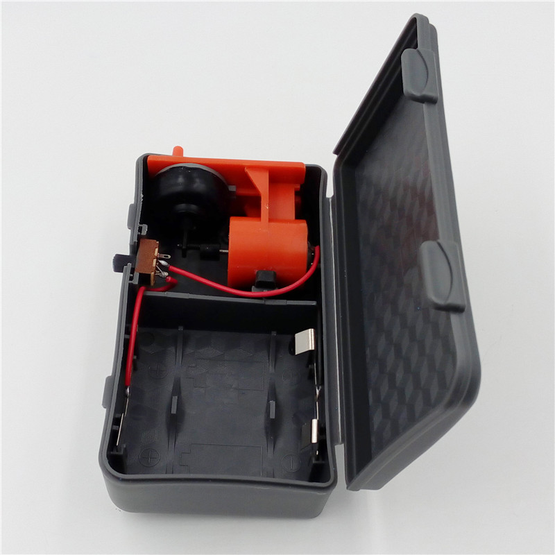 Aquarium Air Pump 1.5V Battery Operated Quiet Operation Single Outlet Fish Tank Oxygen Pump Aerator Compressor 1pcs