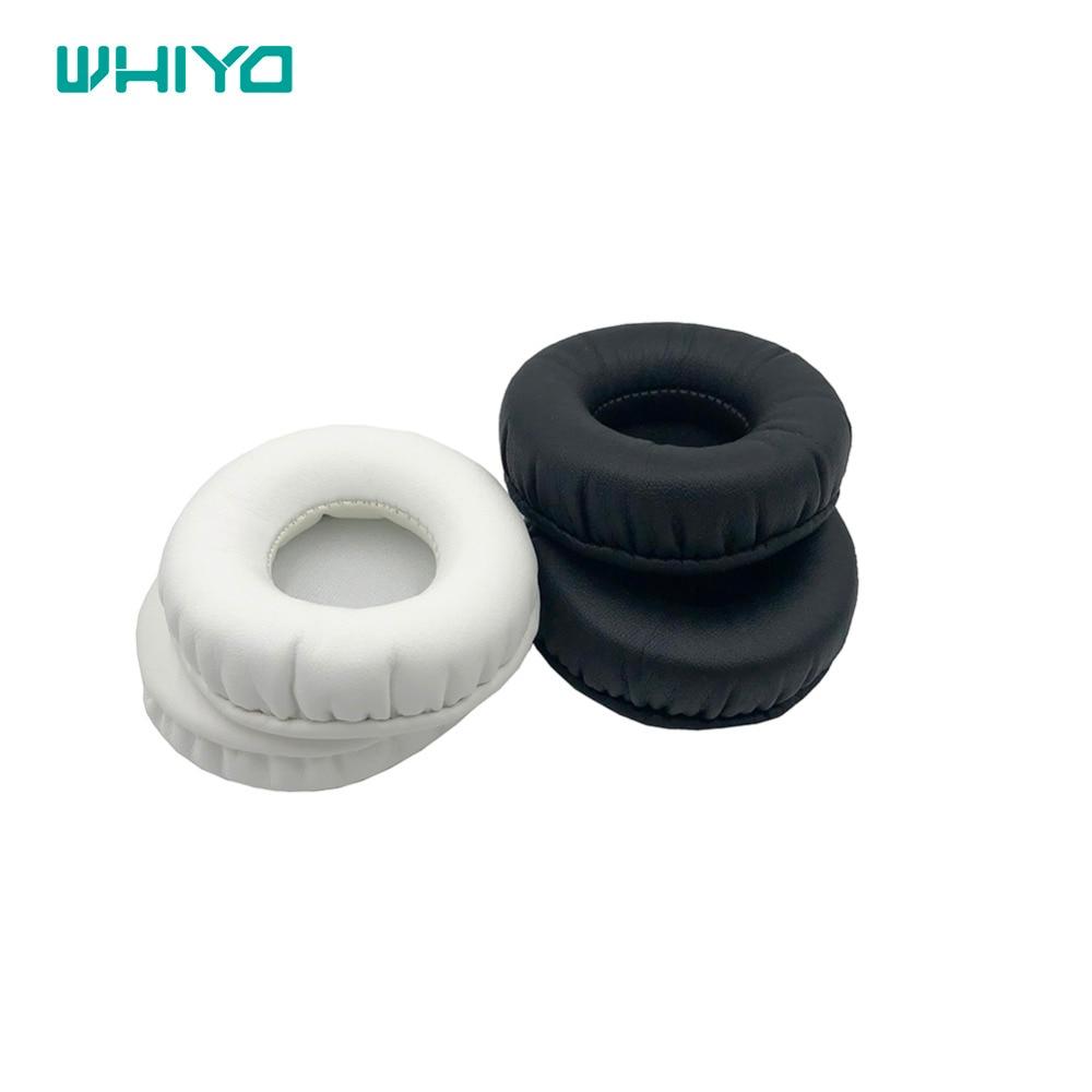 Whiyo 1 Pair of Sleeve Ear Pads Cushion Earpads Pillow Repair Earmuffes Replacement Cover for Sennheiser HD424 HD 424 Headphones
