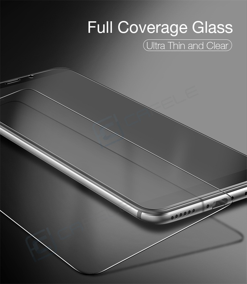 2. Tempered Glass For Xiaomi Mi 6X