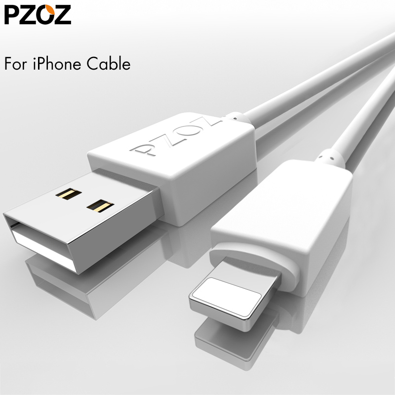 PZOZ Fast Charging Usb Cable For <font><b>iphone</b></font> Xs Max Charger Sync Data Usb Short Cord Wire <font><b>Cabel</b></font> For <font><b>iphone</b></font> 5 5s <font><b>6s</b></font> 6 s 7 Phone Cable image