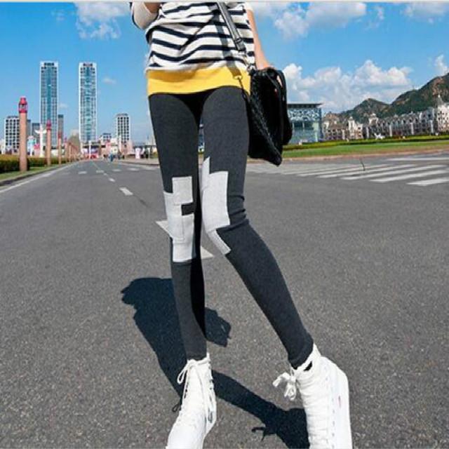 As mulheres Grávidas calças leggings maternidade outono e inverno Espessamento calças moda outono maternidade calças de algodão de inverno