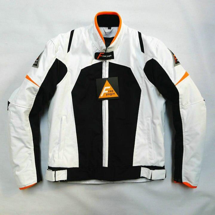 Prix pour FREE-YOGIN hiver chaud moto vestes/vélo jacekts/course vêtements/équitation vestes ont protection Vêtements de Sécurité
