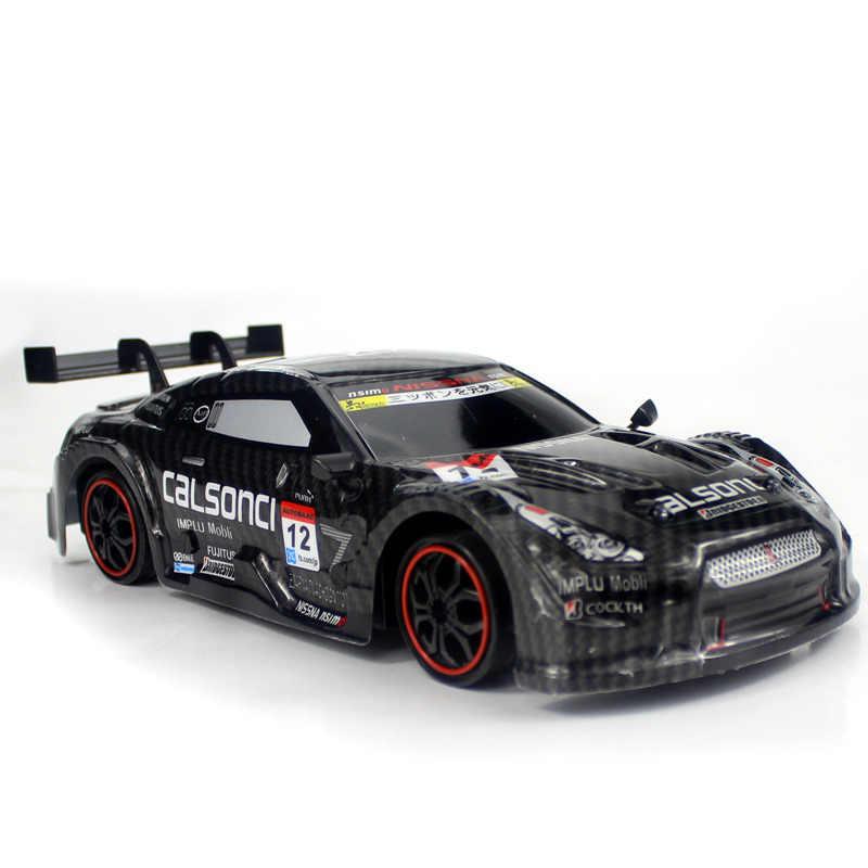 05acf57bf54 RC Car For GTR Lexus 2.4G Off Road 4WD Drift Racing Car Championship Vehicle