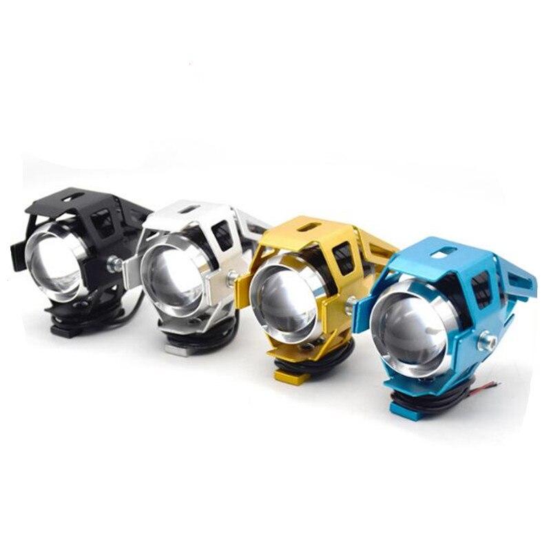 TXVSO8 Moto Lumière Voiture LED Phare DRL Projecteur 12 V 20 W 2400LM IP65 Étanche Car Styling pour harley Moto