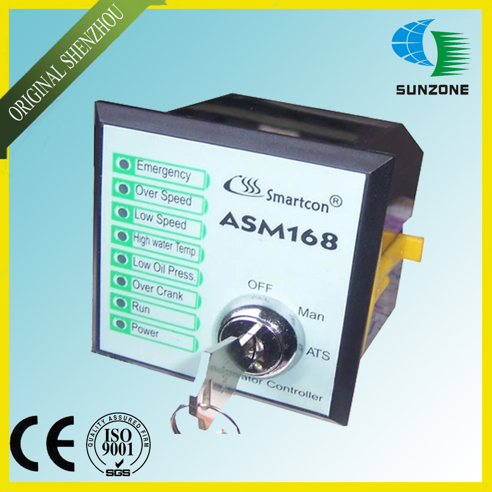 generator controller/ diesel controller ASM168 GTR168 replace GTR 168 controller