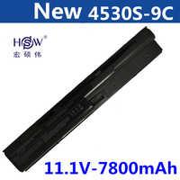 Аккумулятор HSW 7800 mAh для hp ProBook 4330 s 4331 s 4430 s 4431 s 4435 s 4436 s 4530 s 4535 s 633733-151 633733-1A1 633733-321 633805-001