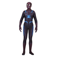 Spiderman Secret War Suit Costumes Game Spider Man Cosplay Costume Zentai Spidey Suit