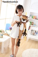 large 60cm lovely jungle lion soft plush toy throw pillow toy birthday gift h0817