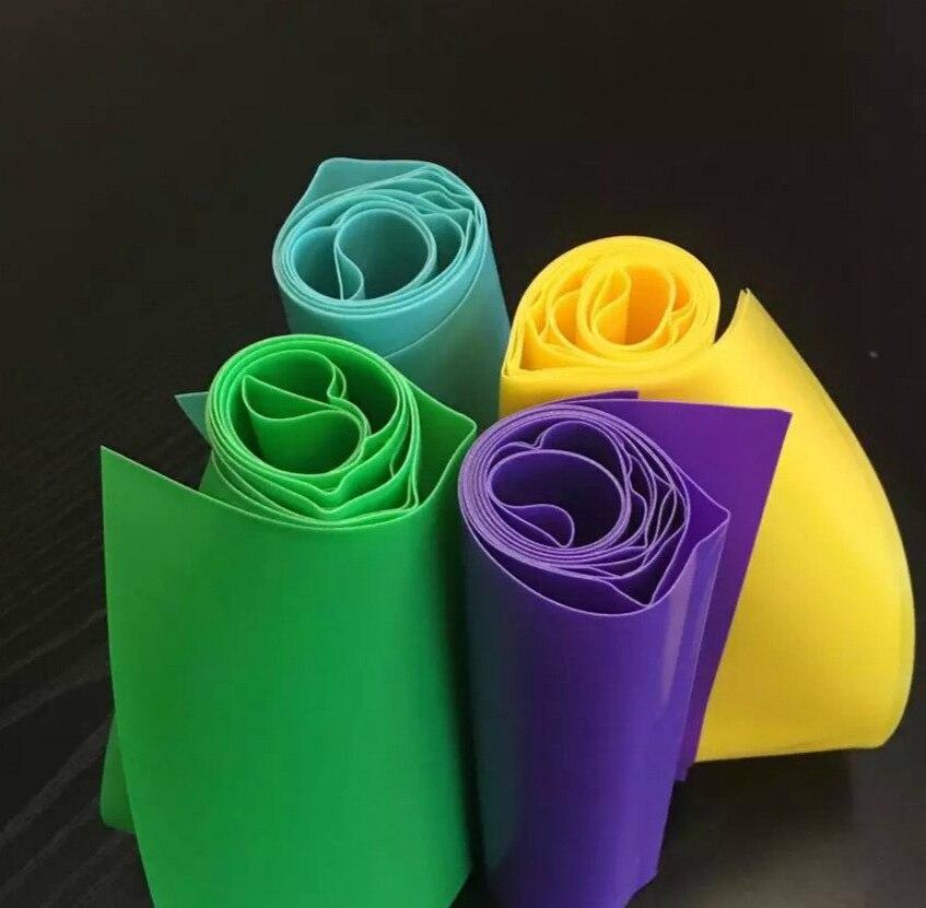 Цвет случайная новая напряжение Упражнение Сопротивление тренажерный зал Band прочность Вес тренировки Йога тренировки цельнокроеное плать...