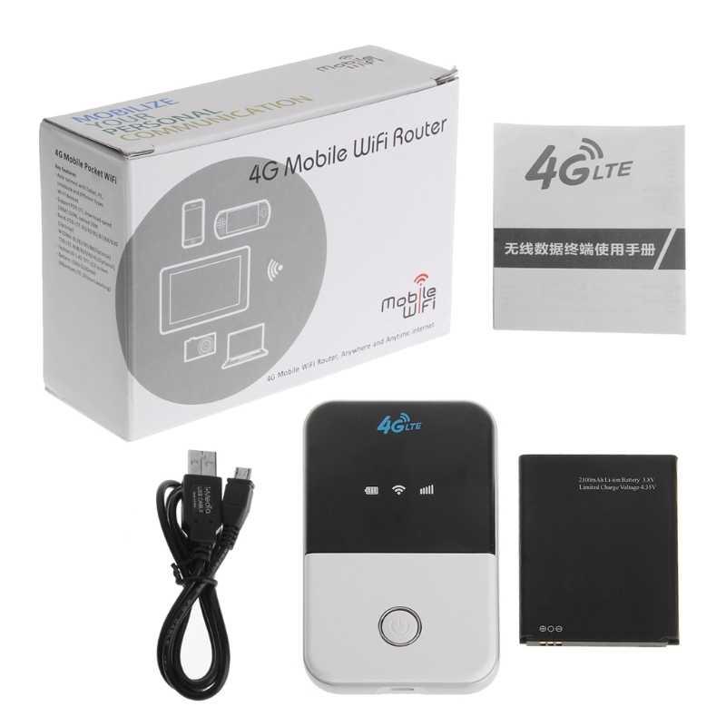 Unlocked ZTE MF90 3G 4G LTE FDD 800/1800/2600 MHz WIFI