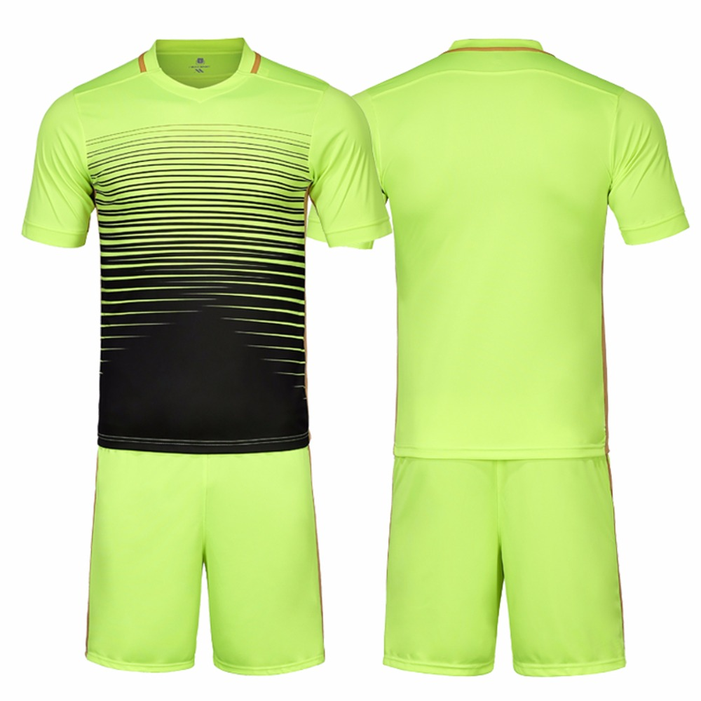 372fb15ac72 Football jerseys 6 colors new training soccer kits sports wear paintless  football soccer jerseys youth custom football jerseys-in Soccer Jerseys  from Sports ...