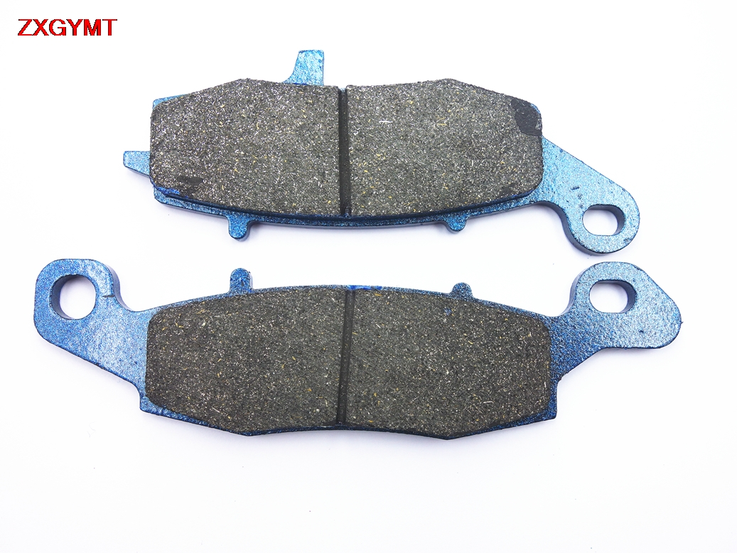Sintering Brake Pads Set for SUZUKI <font><b>GSX</b></font> <font><b>750</b></font> GSX750 Left/Rear 1998 - <font><b>2008</b></font> Front 08 98 07 06 05 04 03 02 01 00 99 image