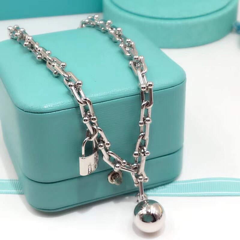 Classic Brand double T fashion Jewelry F