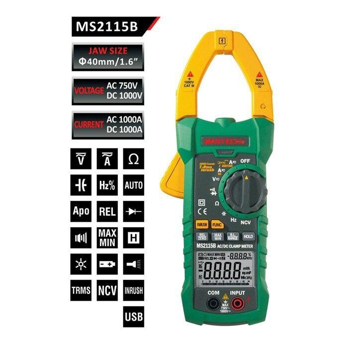 Mastech ms2115b