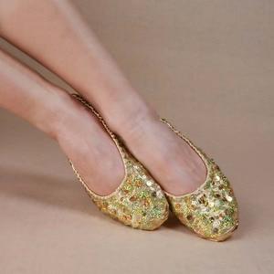 Image 2 - 2019 Oryantal Dans Performansı Ayakkabıları Oryantal Dans spor ayakkabıları Uygulama Ayakkabıları Oryantal Dans Ayakkabıları