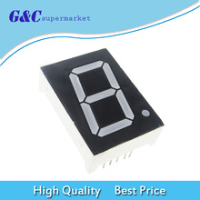 1 Pcs Common Cathode 10 Pin 1 Bit 7 Segment 1
