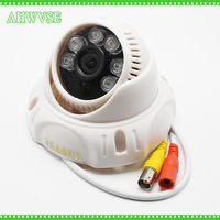 HKES HD 1080P 720P Professional AHD HD CCTV Indoor Surveillance Security IR Dome Camera