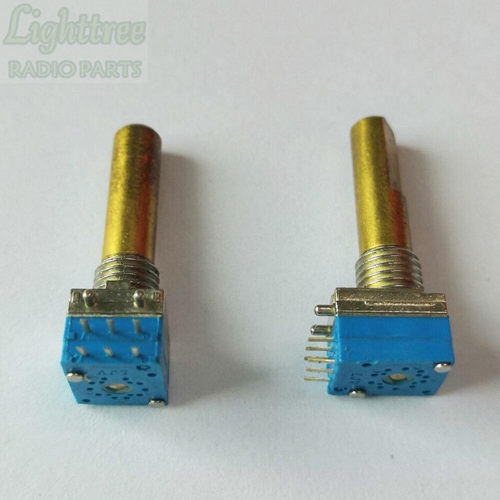 10X Channel Switch  For Kenwood TK2402 TK3402 TK-2402 TK-3402