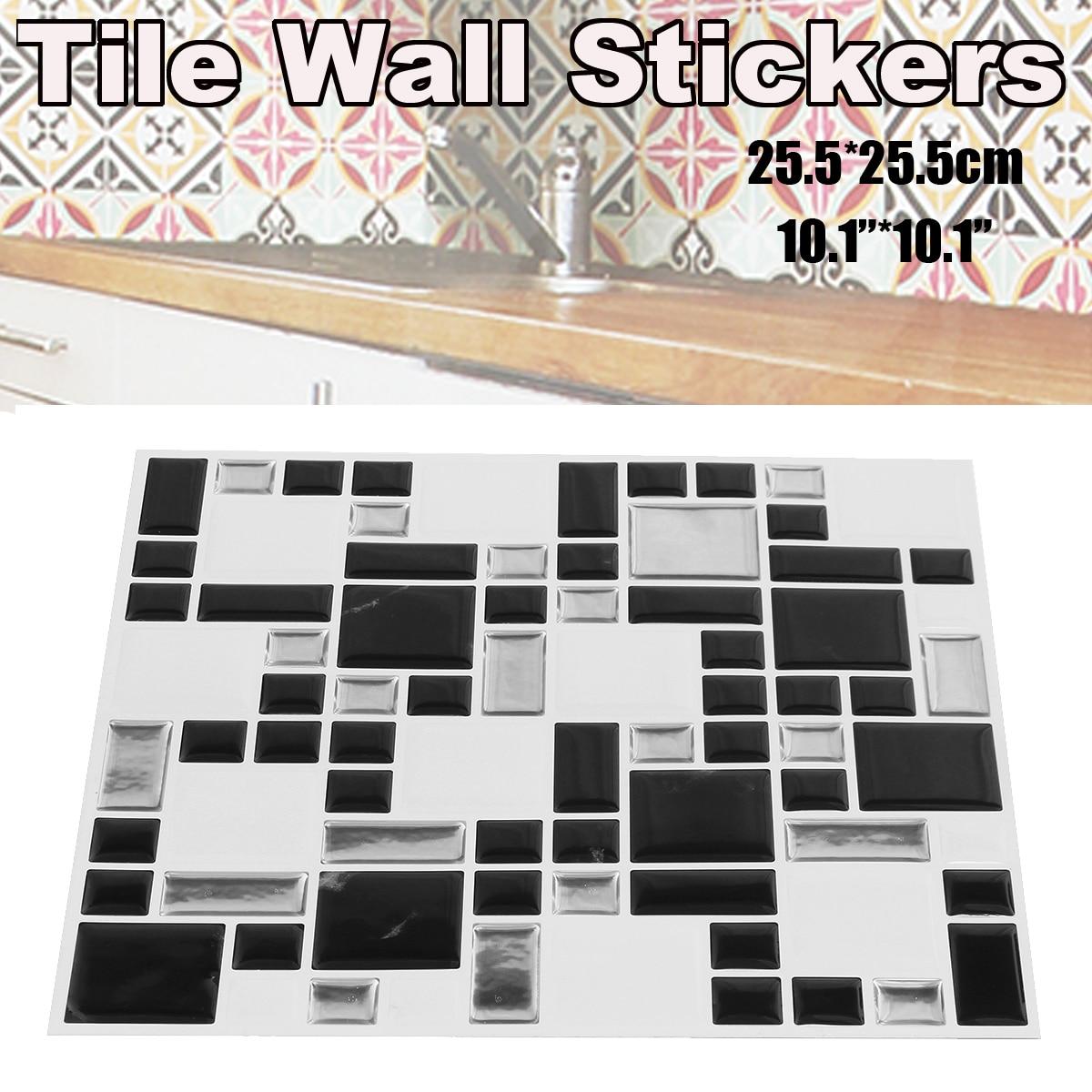 Aliexpress.com : Buy 3D Tile Wall Stickers Waterproof Self