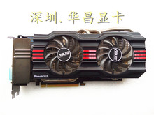 Used graphics card GTX660 TI 2G DRAGON GTX660TI-DC2T-2GD5
