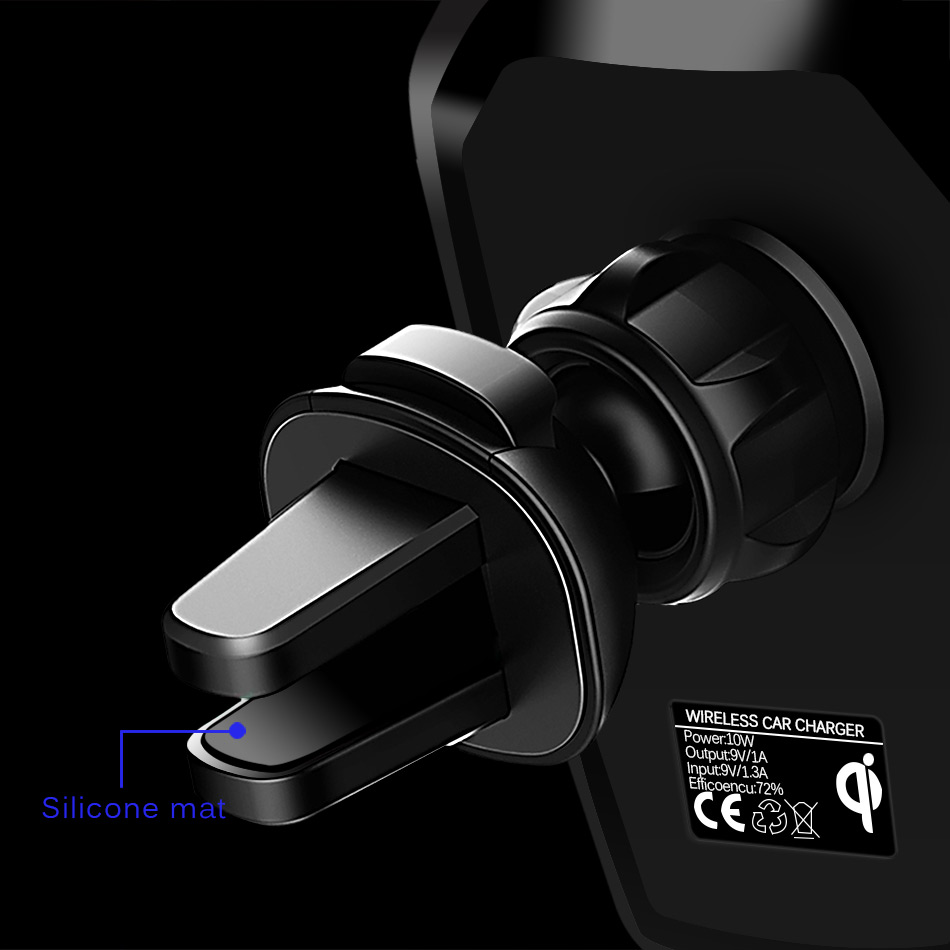 Best iphone x wireless car charger mini electric wire rope hoist