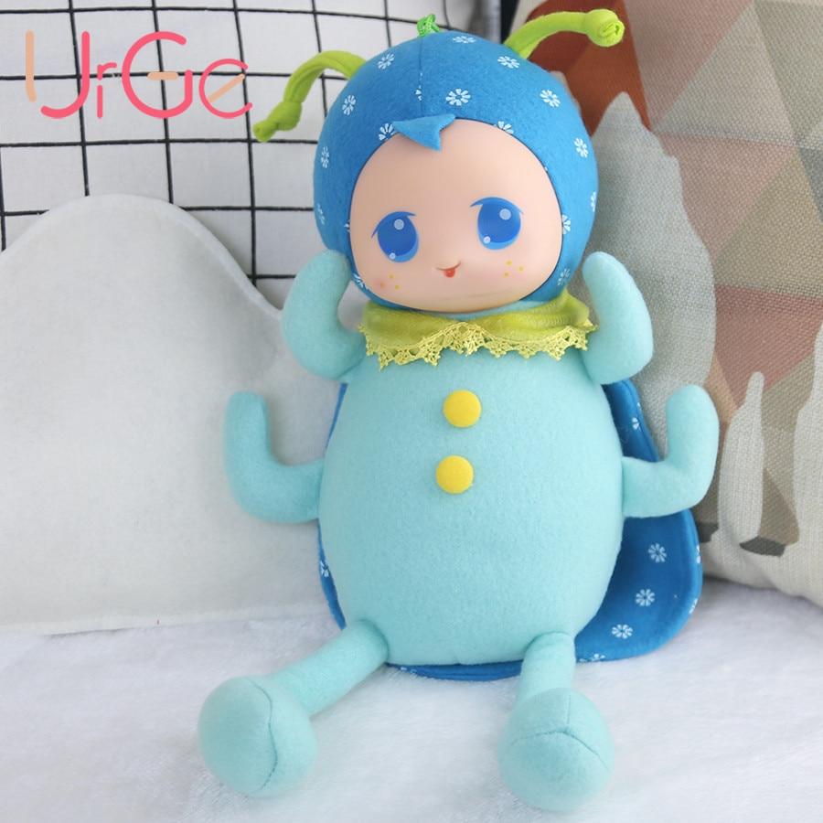 1 Pcs Kawaii Drôle De Bande Dessinée Anime Animaux Peluches & Peluche Poupée Renaître jouets pour enfants Sleeping Mate Cadeau De Noël URGE