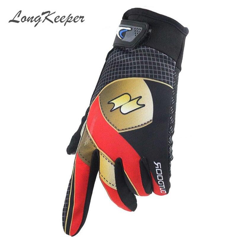 Nett Lange Keeper Marke Männer Designer Klassische Halbe Fingerhandschuhe Frauen Männer Brief Halbe Fingerhandschuhe Erarbeiten Handschuhe Rot Blau G212 Herren-handschuhe