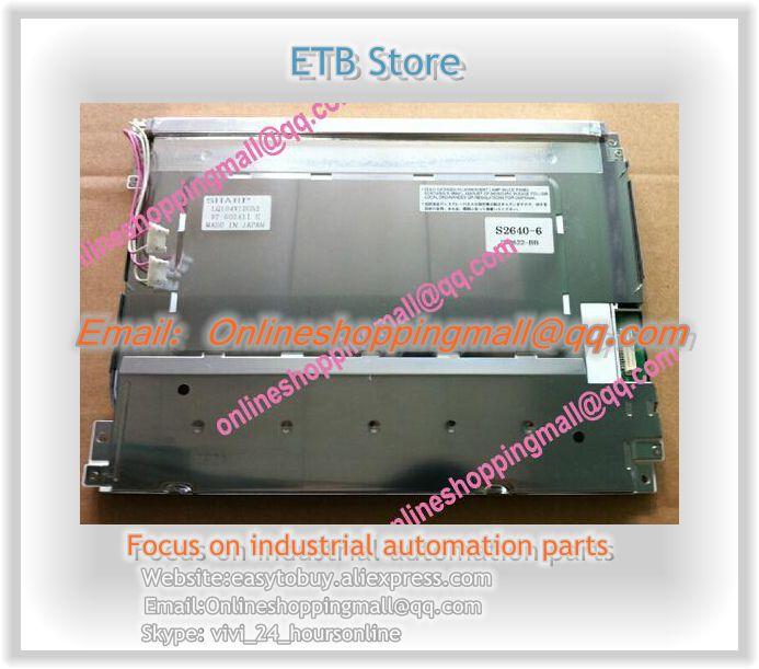 LCD DISPLAY 10.4 inch LQ104V1DG52 LQ104V1DG51 LCD SCREEN GRADE A+