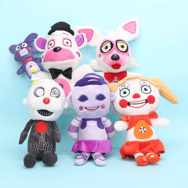 Baby Freddy Toys : Aliexpress buy pcs lot cm fnaf plush toy five